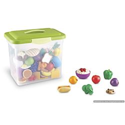 Learning Resources New Sprouts Classroom Play Food Set, LER9723