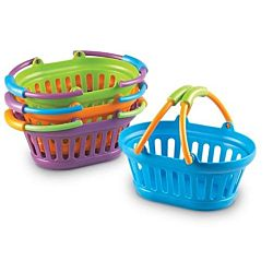 Learning Resources New Sprouts Stack of Baskets , LER9724-4