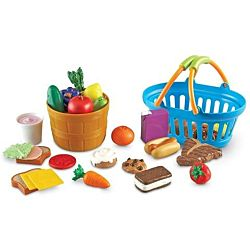 Learning Resources New Sprouts Deluxe Market Set , LER9725