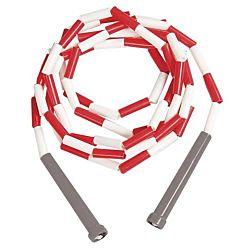 Segmented Plastic Jump Rope, 8Ft