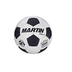 MARTIN SPORTS SOCCER BALL WHITE SIZE 4 RUBBER