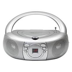 Classroom Top CD Boombox W/ AM/FM Radio