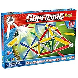 Plastwood SuperMaxi Classic Rods and Spheres, 66-Piece