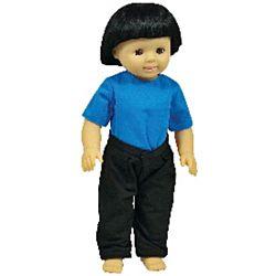 Asian Boy Dolls  by Get Ready Kids, MTB637