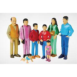Pretend Play Family/Hispanic MTC-136