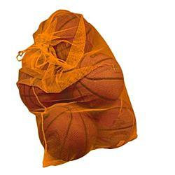 Mesh Ball Storage/Laundry Bag, Orange 24
