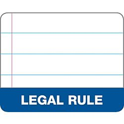 Legal Pads-Perforated Ruled 5