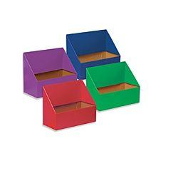 Classroom Keepers Folder Holder Assorted 4pk, 001328
