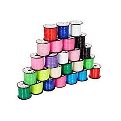 Pepperell rexlace plastic lacing spool value Pack - Regular Colors 50/case