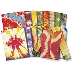 Roylco Tie Dye Paper, R15263