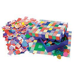 Petit Pattern Mosaics Paper, Roylco, R15649