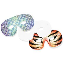 Roylco Color-In Masks R22020