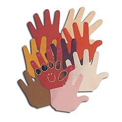 Hand Padlet, Roylco, R51220