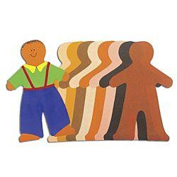 Paper Doll Pad, Roylco , R51448