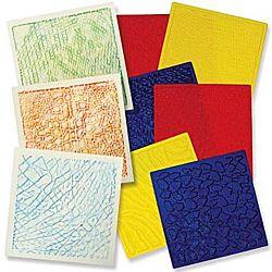 Roylco - Animal Skins Rubbing Plates, R5817