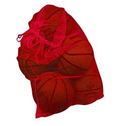 Mesh Ball Storage/Laundry Bag, Red 24