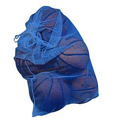 Mesh Ball Storage/Laundry Bag, Blue 24