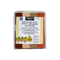 Sargent Art® Modeling Clay - 1 lb. Colors of My Friends SAR224044