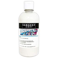 Sargent Art® 22-8825 Pouring Medium Acrylic, 16 oz