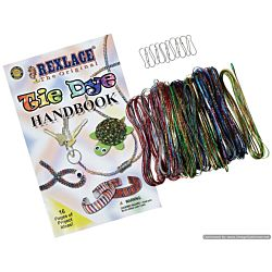 Pepperell Rexlace Tie Dye Super Value Pack, Multicolor SV2040