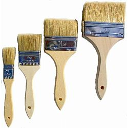 Chip Utility Bristle Varnish Brush 3-inch