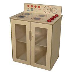 Wood Designs Children Kitchen Play My Cottage Stove WD-10185