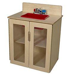 Wood Designs Children Kitchen Play My Cottage Sink WD-10285
