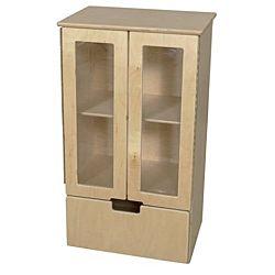 Wood Designs Children Kitchen Play My Cottage Refrigerator WD-10485