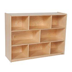 Wood Designs Children Tip-Me-Not Storage Natural wood, 38