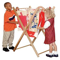 Wood Designs Children's Paint Drying Rack WD-19800