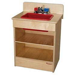 Wood Designs Children Play Kitchen, Tot Sink WD-20200