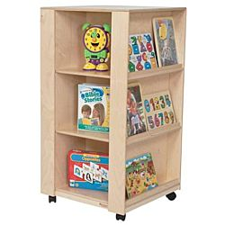 Wood Designs Classroom Library and Display Center , WD-13900