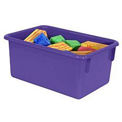 """WoodDesigns, Kids, Purple Tray 7 3/4""""w x 5""""h x 11 1/2""""d WD-7100PP"""