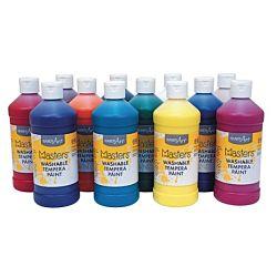 Handy Art 16 oz. Little Masters Washable Tempera Paint