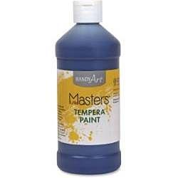 Handy Art 16 oz. Little Masters Washable Tempera Paint - Purple
