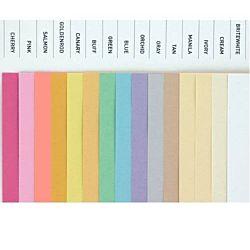 "Color Paper, 8.5"" x 11"", 20 lb / 75 gsm, Ivory , 500 Sheets"
