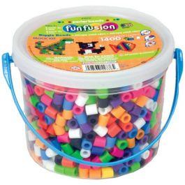 Perler Biggie Beads 1 400 Pkg Assorted Colors 70711