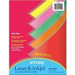 Riverside Paper 01105 Array Assorted Bright Colored Bond Paper, 8-1/2 x 11, 20-lb., 500 Sheets/ream