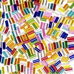 Glass Bugle Beads - Assorted Colors