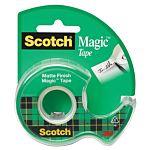 Scotch Magic Tape, 1/2 x 450 Inches ,104