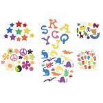 Foam-Foamies Stickers 5-Ounce