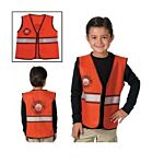 Firefighter Vest Boys Halloween Costume