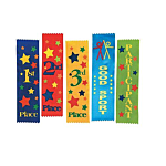 2st Place Award Ribbon, 1 dozen