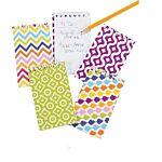 Fun Print Spiral Notepads, 12 Per Pack