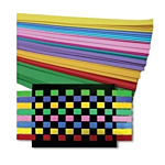 Hygloss Weaving Strips - Weaving Kit (250 Strips, 25 Sheets 8.5