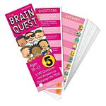 Brain Quest Grade 5, revised 4th edition: 1,500 Questions and Answers to Challenge the Mind