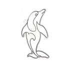 Kellys Suncatcher Bulk Dolphin - Pack Of 6