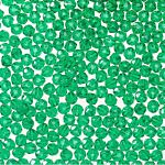 Faceted Plastic Beads Kelly Green  8mm 1000 pieces