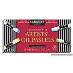 Sargent Art 16 Count Oil Pastels, Assorted  22-2019