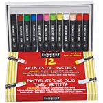 Sargent Art 16 Count Oil Pastels, Assorted  22-2017